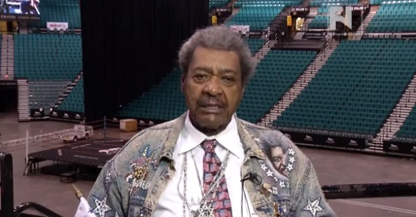 Don King Recovering in Hospital After Kidney Surgery.