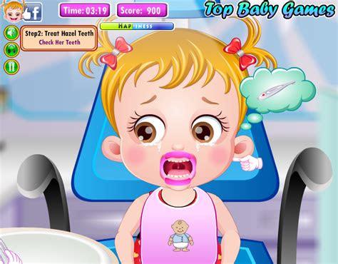 hazel bebek discide oyunu oyna hazel bebek oyunlari