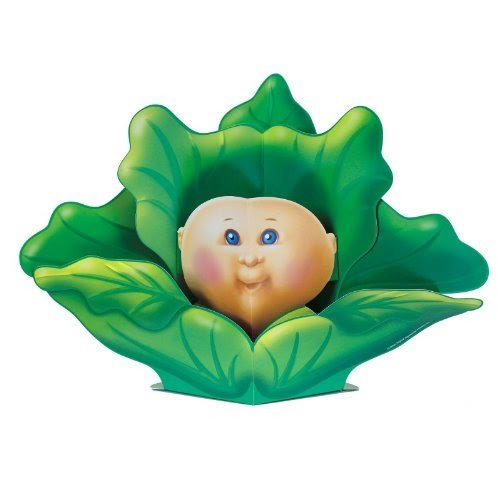 Dollysand Cabbage Patch Kids Centerpiece