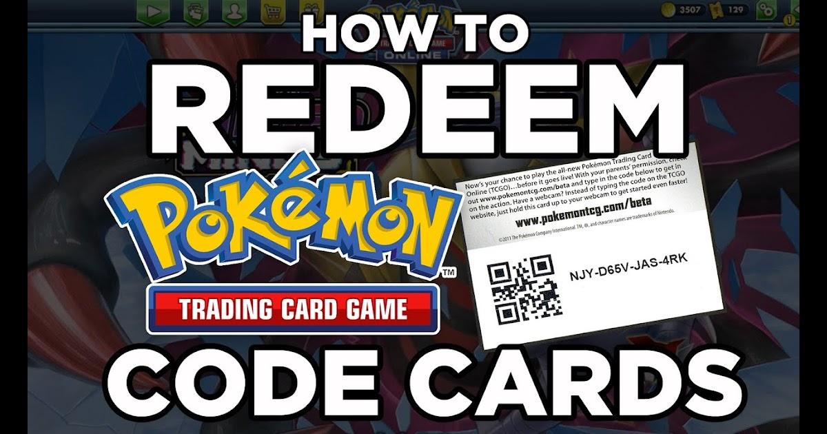 Pokemon HD: Pokemon Tcg Online Redeem Codes Generator