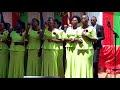 MUSOMA:TAZAMA VIDEO YA KWAYA YA NYEGEZI WALIVYOIMBA MBASHARA JANA MUSOMA,TANZANIA.