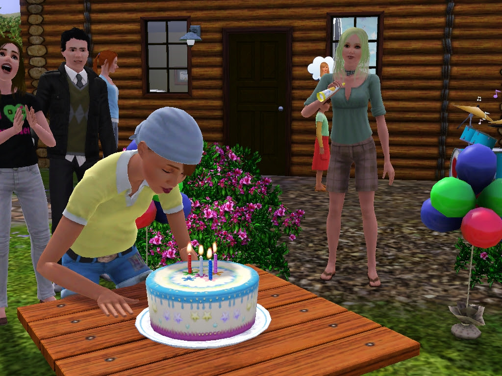 How To Get A Birthday Cake In Sims 4 Quora