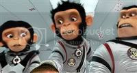 Space Chimps - Is this film a metaphor? Is the NASA tantamount to a bunch of chimps?