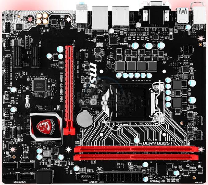 MSI B150M Gaming Pro (2)