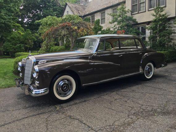 1960 Mercedes-Benz 300d Adenauer | German Cars For Sale Blog
