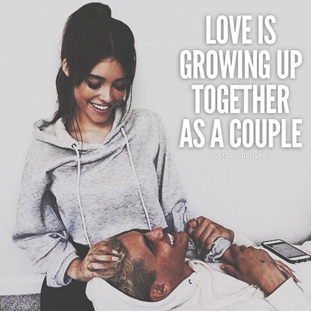 Love Is Growing Up Together As A Couple Pictures Photos And Images