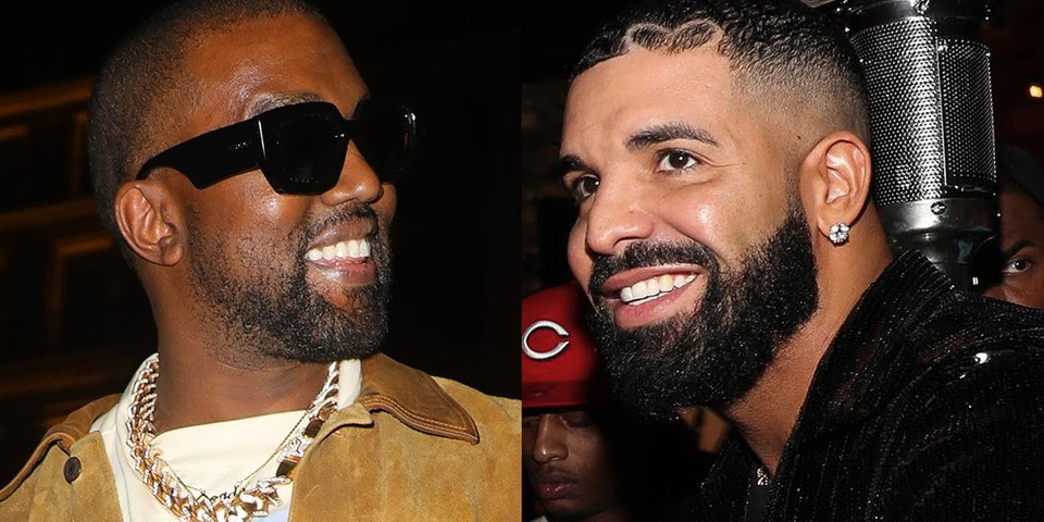 Kanye West and Drake Have Reportedly Squashed Their Beef