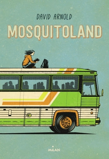 Couverture Mosquitoland