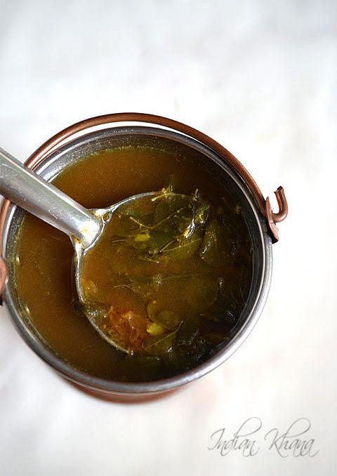Drumstick-Leaves-Rasam-Rasam-Recipes