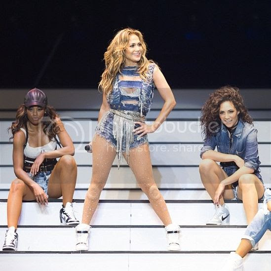 Jennifer Lopez debuts new song 'Never Satisfied' at Dubai World Cup...