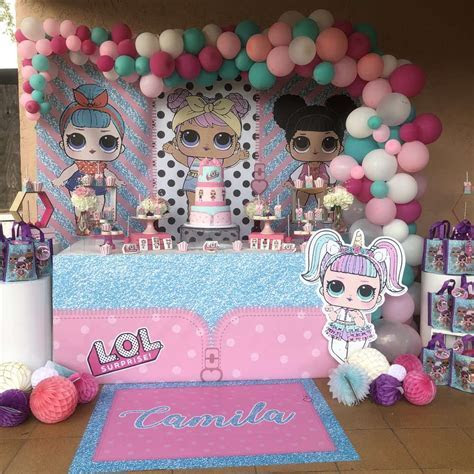 LOL Surprise Dolls Birthday Party Ideas   Photo 1 of 18