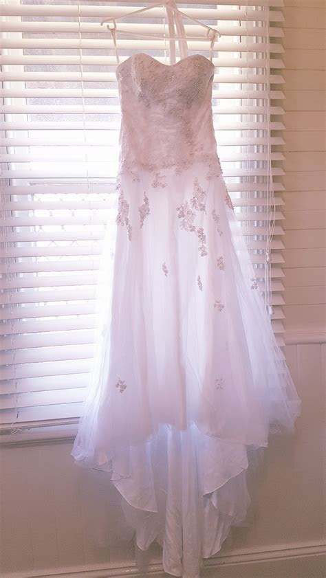 Brides Desire Cassandra Preowned Wedding Dress on Sale 85%