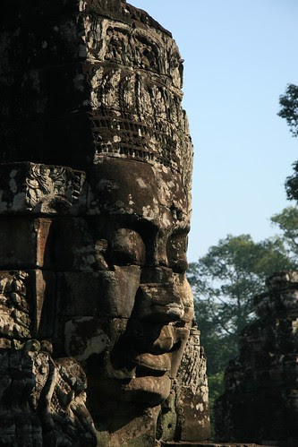 Bayon -  every face seems different