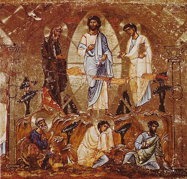 File:Transfiguration of Christ Icon Sinai 12th century.jpg