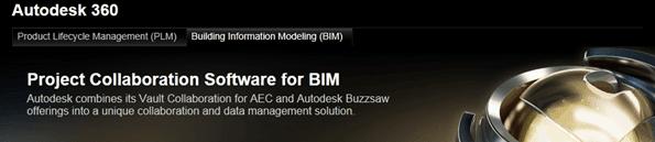 Autodesk 360 for BIM