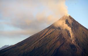 Ver vídeo  'Declarada zona catastrófica el área amenazada por la erupción del Mayon (Filipinas)'