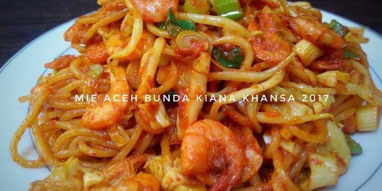 Resep Mie Aceh Oleh Bunda Kiana Khansa