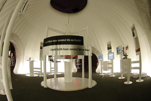 Pentax 10-17mm f/3.5-4.5 fish-eye In Museum