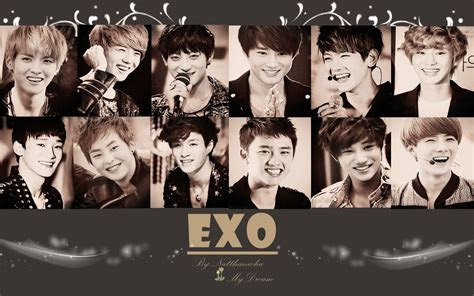 exo wallpaper hd desktop laptop    cool