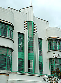 England Art Deco London