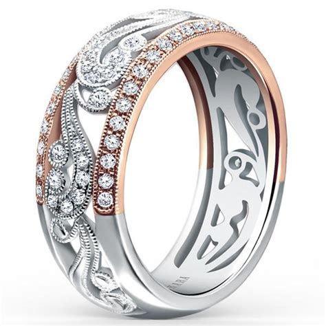 Ben Garelick Jewelers · Kirk Kara Rose and White Gold