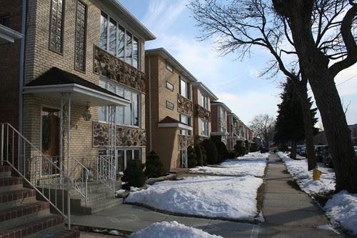 Stoney block apartments