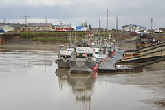 The early fishing boats