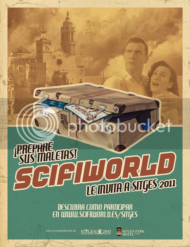 SciFiWorld Sitges Passatempo