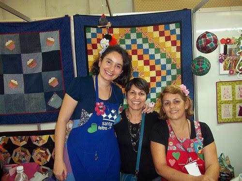 Priscila e sua aluna by Vera Arte em Giz