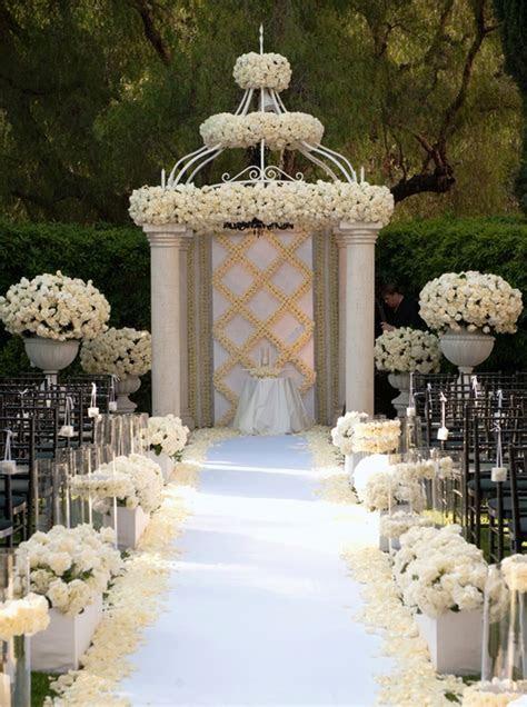 Elegant wedding Arches Archives   Weddings Romantique