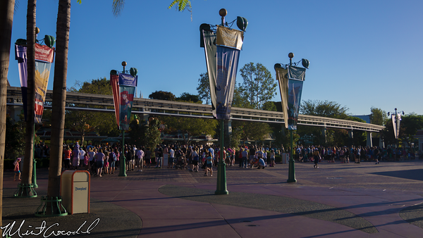Disneyland Resort, Main Entrance Plaza, Disneyland