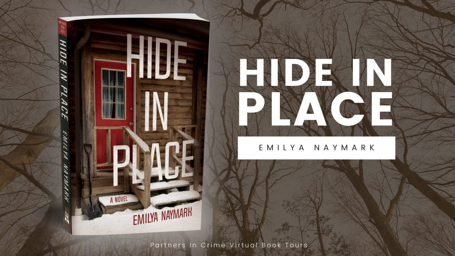 Hide In Place Banner