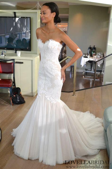 Ines Di Santo Airlia Size 6 Wedding Dress ? OnceWed.com