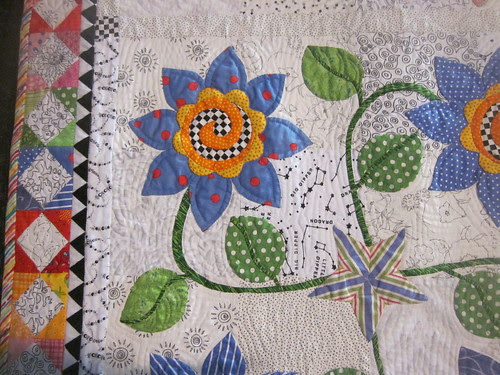 """KA-BLOOM"" by Linda Neustadt, close up"