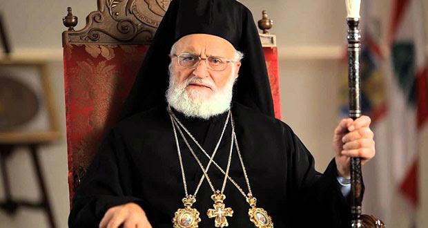 patriarca siria