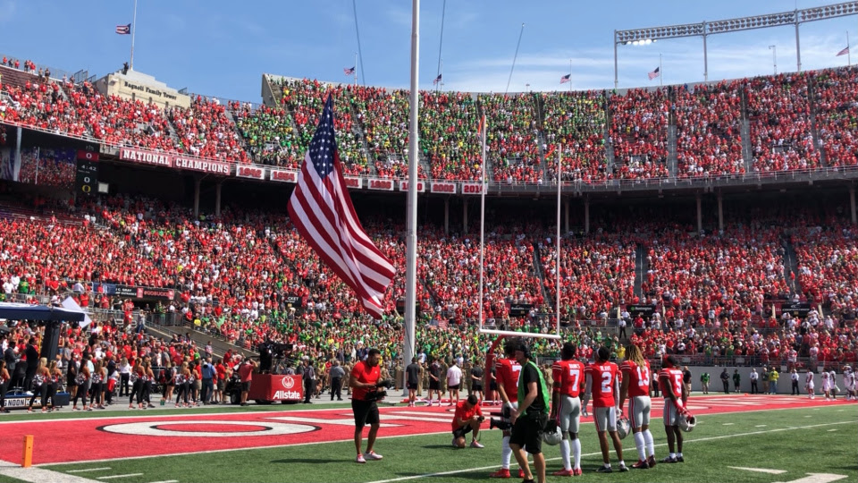 OSU announces new gameday protocols for Ohio Stadium after issues during Oregon game