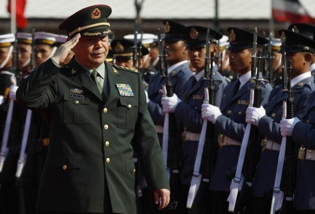 Hình ảnh Trung Quốc muốn tập trận với ASEAN trên Biển Đông số 1