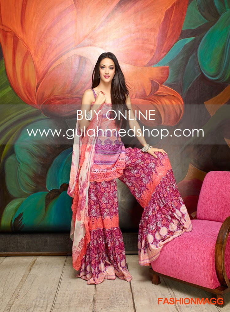 Gul-Ahmed-Eid-Lawn-Dresses-2012-13-Anarkali-style-umbrella-fancy-Frocks-8