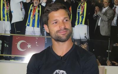 Diego Fenerbahçe (Foto: Carolina Fontes)