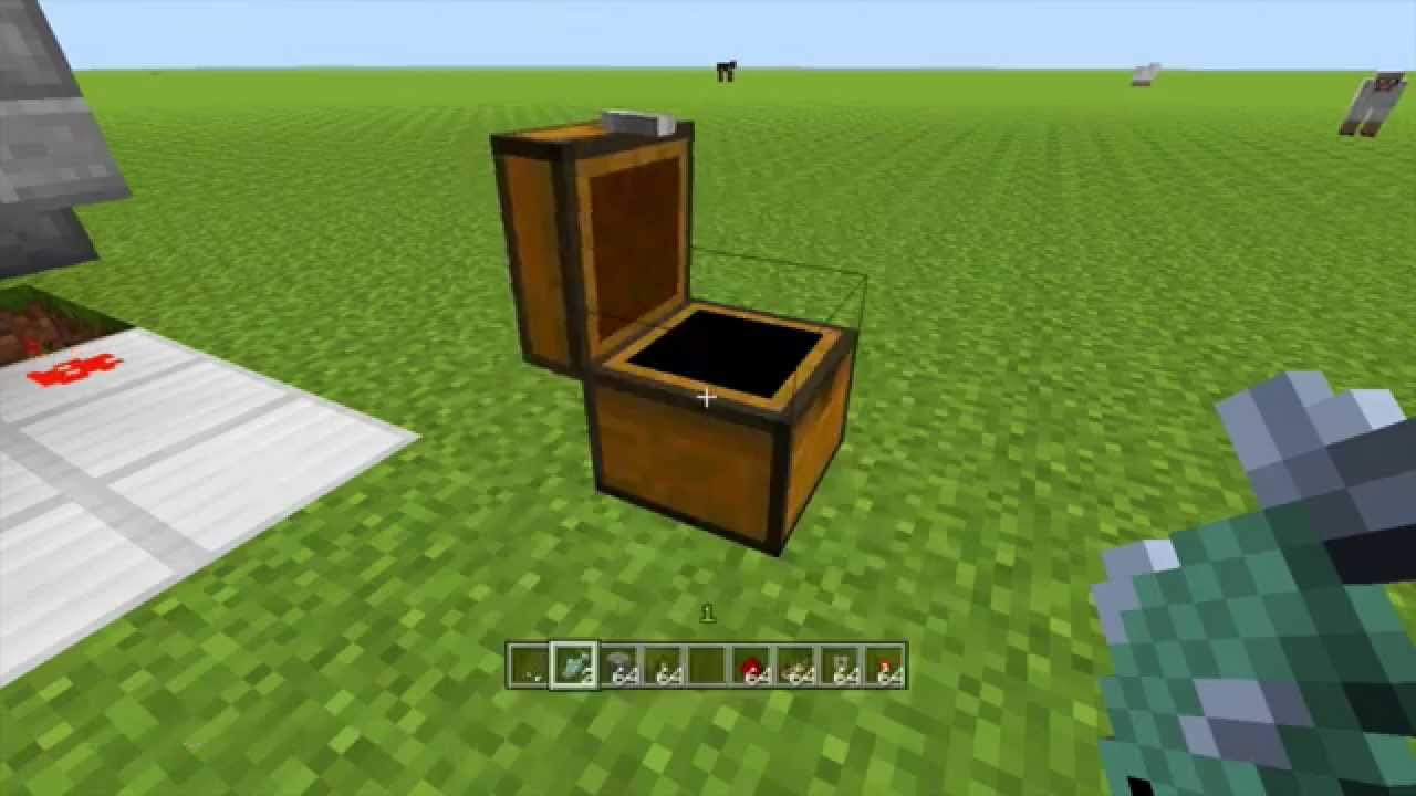 Minecraft Xbox 360- Automatic Fish Farm - YouTube