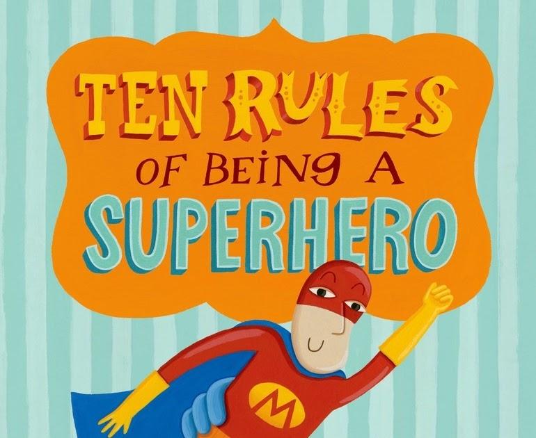 nc teacher stuff ten rules of being a superhero