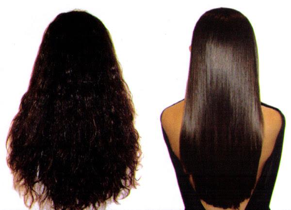 Li voglio lisci! Vanity Fair - trattamento cheratina capelli lisci