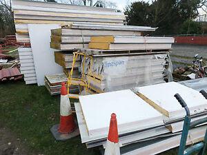 Brick slips installation: Kingspan insulated roof panels price