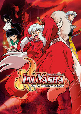 InuYasha: The Movie 4