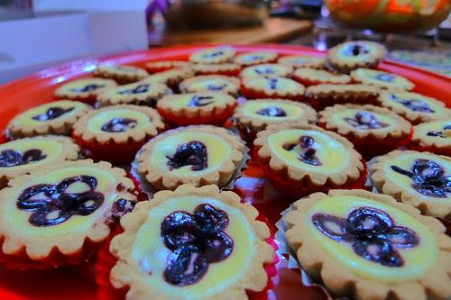'Gong Xi Fa Cai' cheese tarts 2