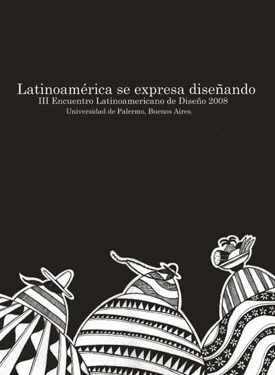 Cartel presentado al concurso de la universidad de Palermo, 2008