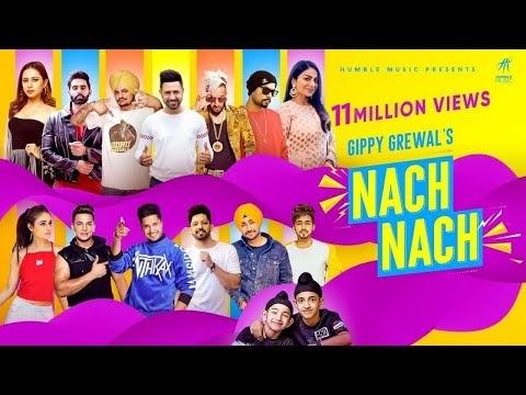 Gippy Grewal New Punjabi song(2020) Nach Nach Lyrics