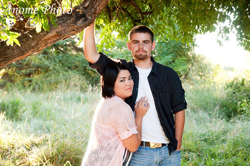 Tim and Michelle - Engaged