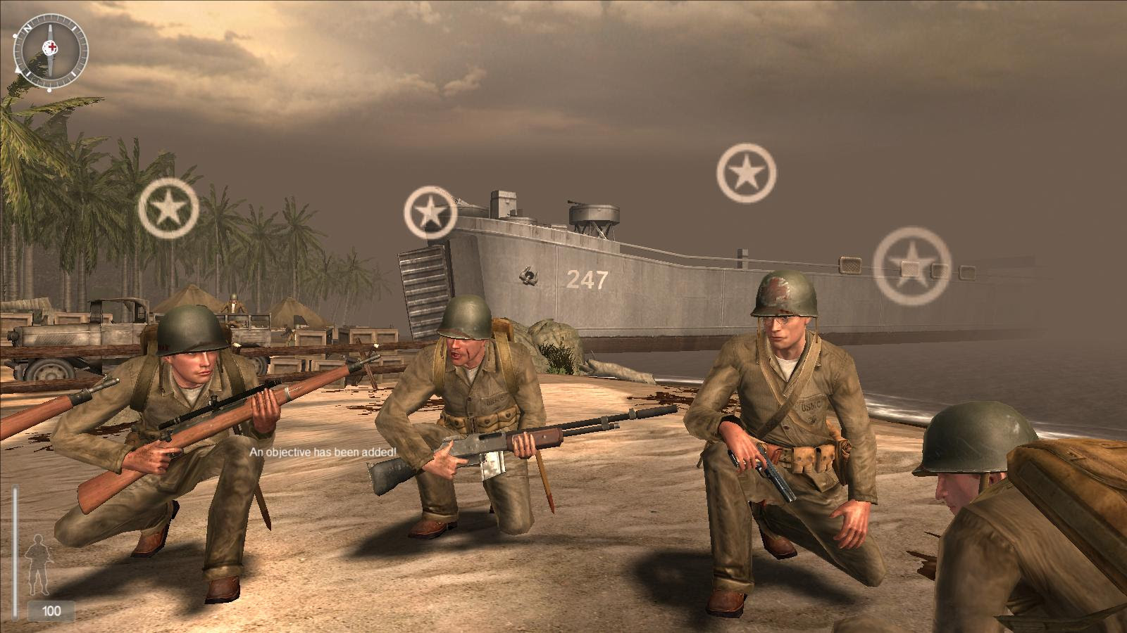 EA is giving out Medal of Honor: Pacific Assault for free on Origin screenshot