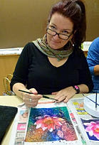 Amanda Spencer artist